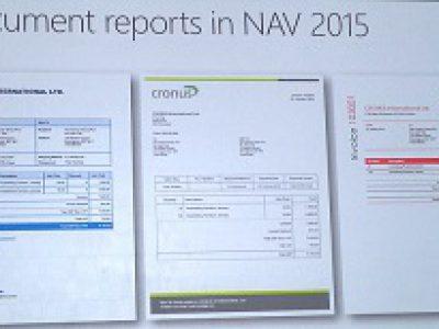 Lanzamiento de Microsoft Dynamics NAV 2015 en octubre
