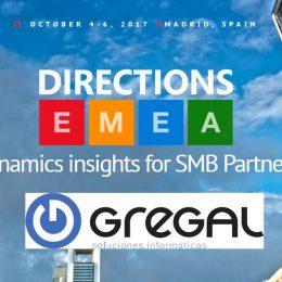 Gregal volverá a estar presente en Directions EMEA 2017