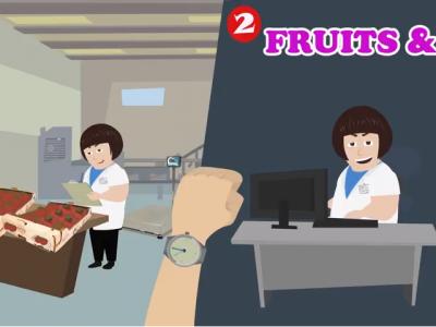 Gregal lanza una nueva app para el control de la calidad en una central hortofrutícola.