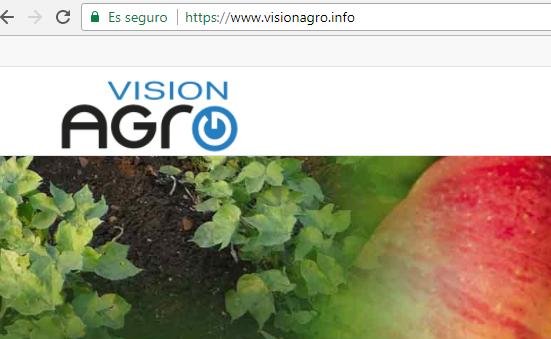 https protocolo Visión Agro