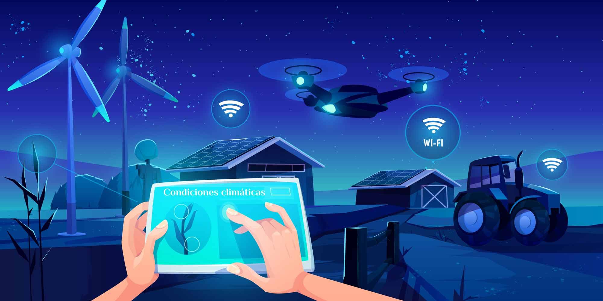 La Transformación Digital en el mundo agro: Bienvenida Agricultura 4.0.
