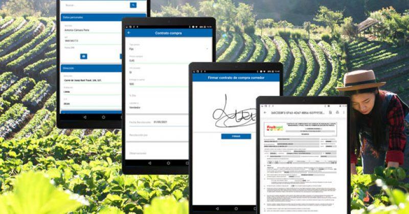Gregal presenta su nueva aplicación móvil contratos de compra para el sector agro
