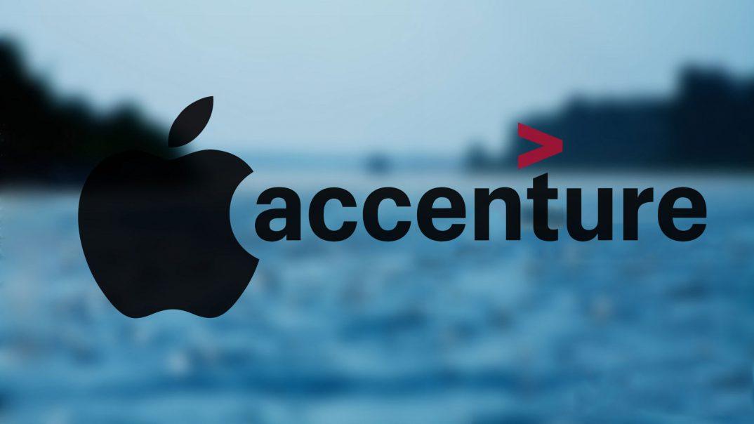 Apple y accenture app