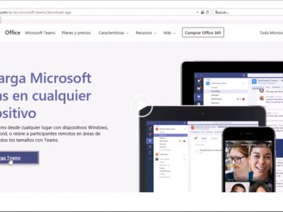 ¿Cómo iniciar sesión de Microsoft Teams?