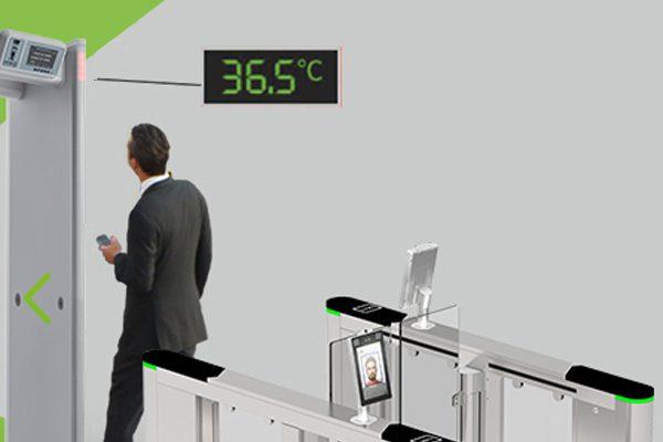 Control de acceso biométrico