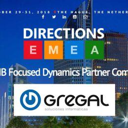 Directions EMEA 2018, una cita ineludible para Gregal