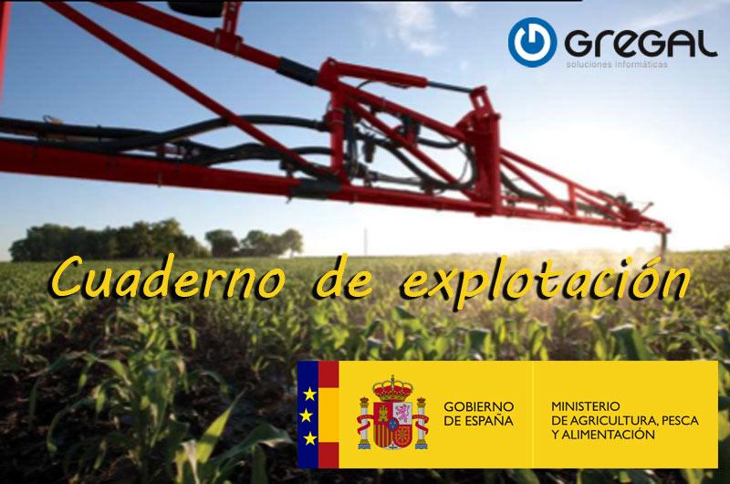 """Gregal ha desarrollado la herramienta más eficaz del sector AGRO para mantener actualizado el registro de tratamientos fitosanitarios  """"Cuaderno de explotación"""""""