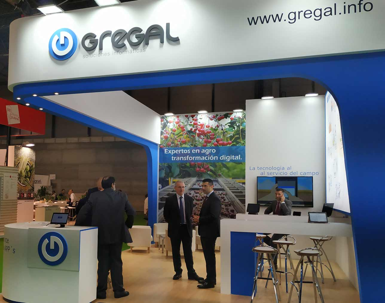"""Gregal participará en la 1ª edición """"Figital"""" de Fruit Attraction 2021"""