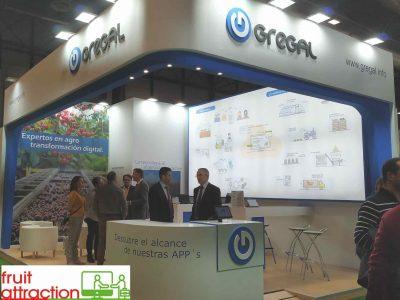 Gregal participara en la 1ª edición tele presencial Fruit Attraction a través de la innovadora plataforma inteligente LIVEConnect.