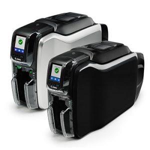 Impresoras de tarjetas ZC300 Series Zebra