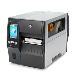 Impresoras industriales Zebra serie ZT400