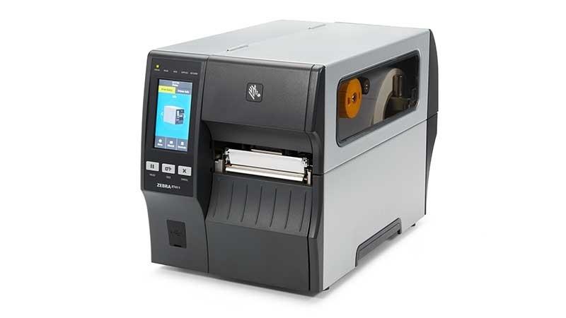 Impresoras industriales Zebra home