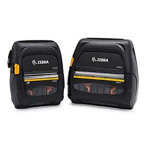 Impresoras portátiles serie ZQ500 Zebra