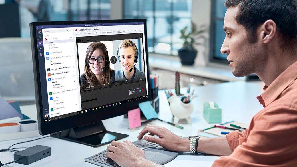 """Microsoft ha mejorado el servicio que lanzo hace un año de Microsoft Stream """"El Youtube empresarial"""""""