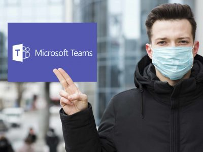 Microsoft ofrece 6 meses gratis de su herramienta de teletrabajo para ayudar a combatir el coronavirus