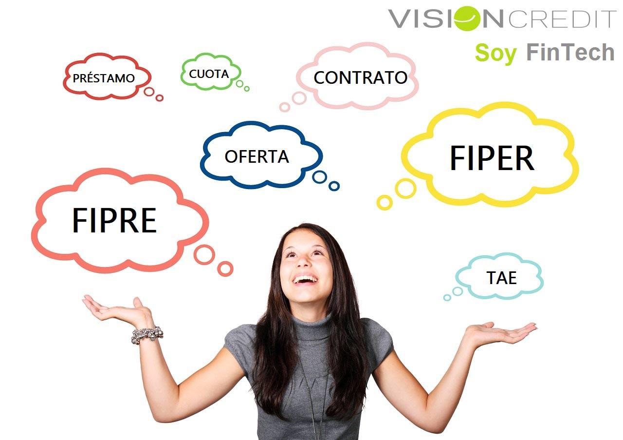 El camino hacia el préstamo hipotecario: FIPRE, FIPER, Oferta y Contrato