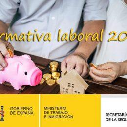 Noticias sobre normativa laboral 2020.