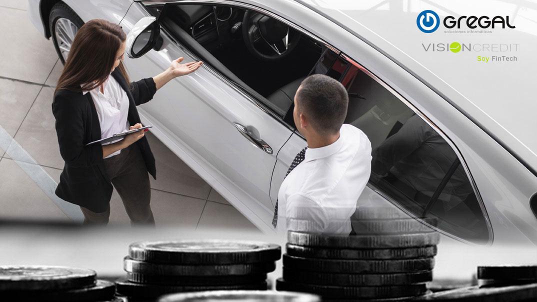 ¿Obligados a financiar los vehículos con el fabricante?