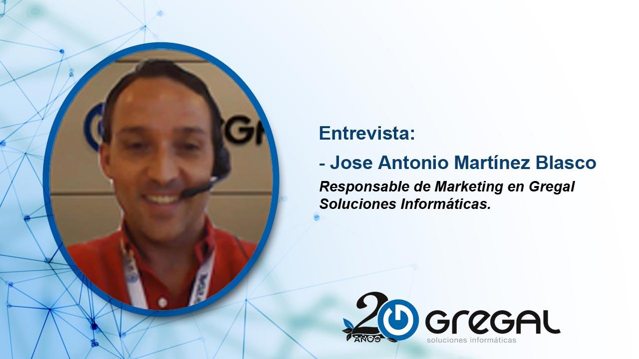 Responsable de marketing Gregal Jose-Antonio-Martínez-Blasco Gregal