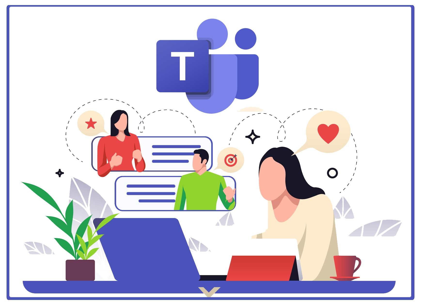 ¿Por que Microsoft Teams?