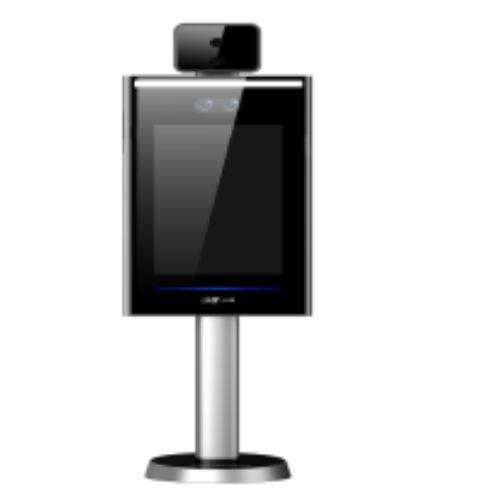 Terminal control de accesos con detección facial y temperatura corporal