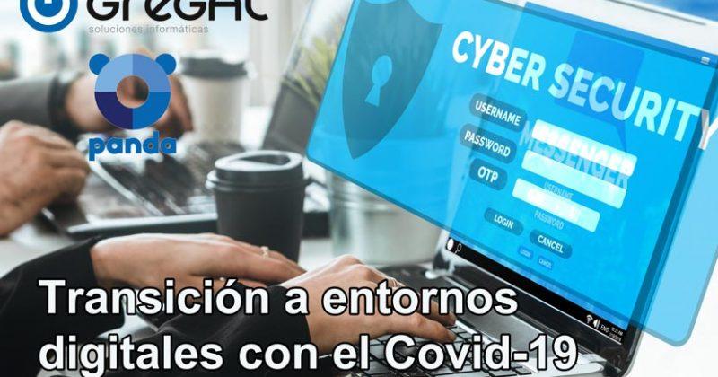 Transición a entornos digitales con el Covid-19