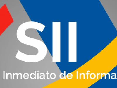 Ya disponemos de la actualización del Suministros Inmediato de Información SII.