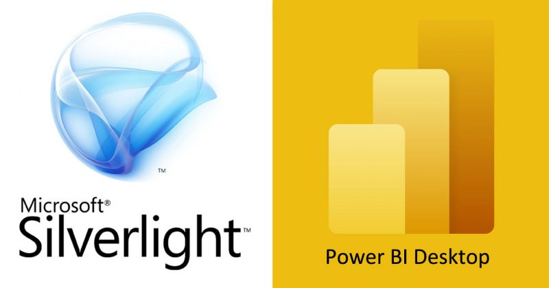 Fin de soporte Silverlight anunciado para el 12 de octubre de 2021