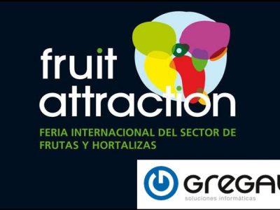Gregal estará presente en Fruit Attraction 2015