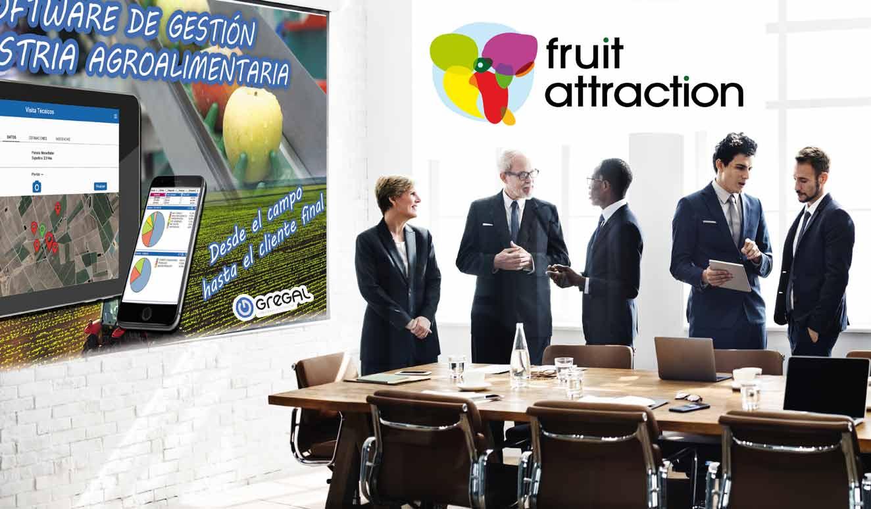 GREGAL es elegido para hacer una presentación de índole tecnológica sobre APP´s en la feria Fruit Attraction 2017