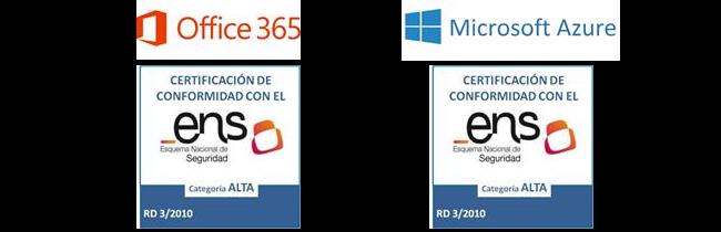 Microsoft, la primera propuesta Cloud Certificada por la Administración Pública