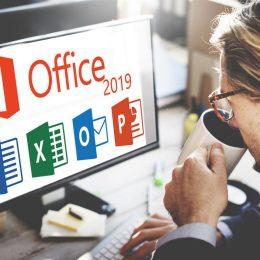 Definitivamente Office 2019 solo estará disponible para Windows 10