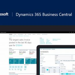 Todo sobre Microsoft Dynamics 365 Business Central