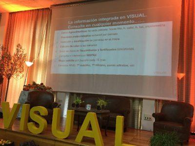 Gregal presente en la I Convención de Clientes de VisualNAcert